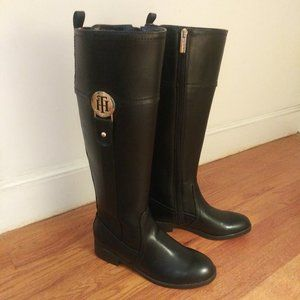 NEW! Tommy Hilfiger Riding Boots